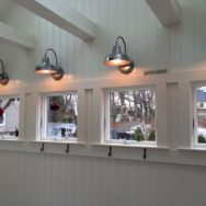 Featured Customer | Barn Wall Sconces for Cowgirl's Coastal Cottage