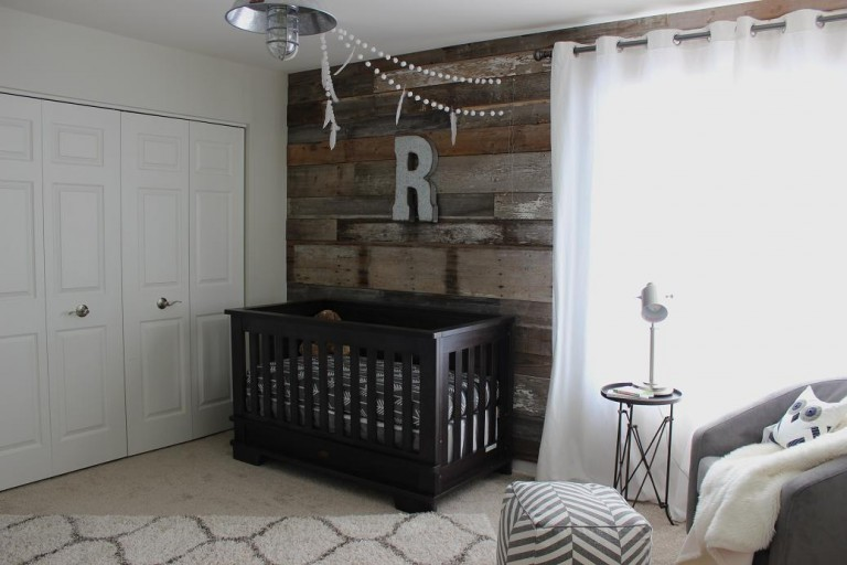 Featured Customer Warehouse Lighting Blends Rustic Modern Styles In Nursery