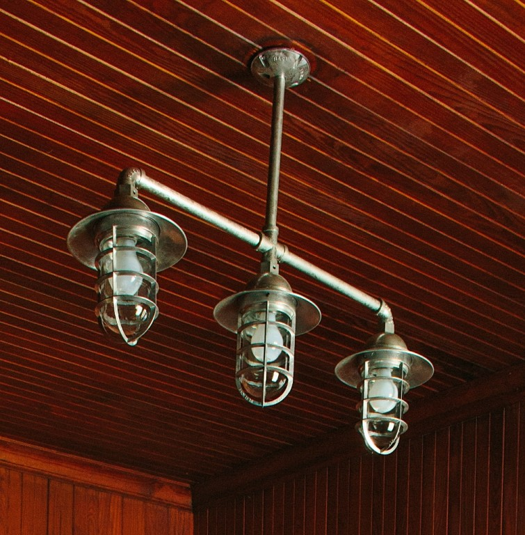 Custom made industrial lighting crafted to your specifications