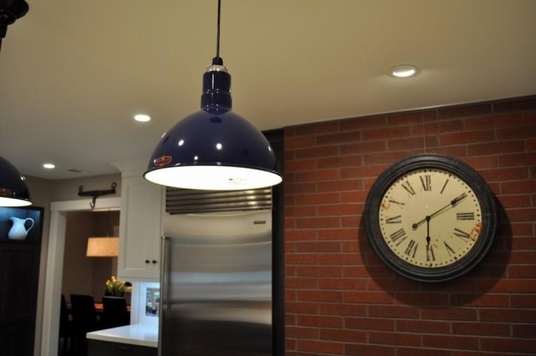 LED Pendant Lighting a Blast of Color in Kitchen  Blog