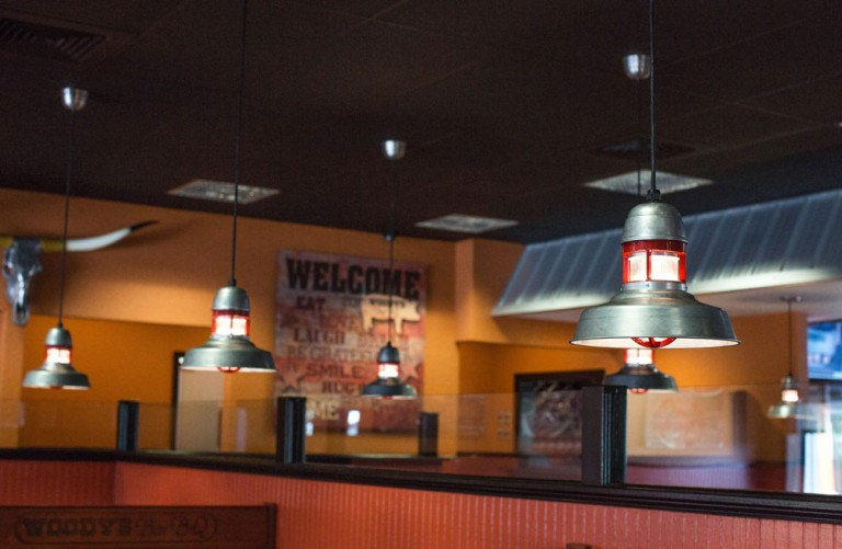 Rustic Lighting Gives Down-Home Touch to BBQ Restaurant | Blog ...