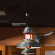 Featured Customer | Rustic Lighting Gives Down-Home Touch to BBQ Restaurant