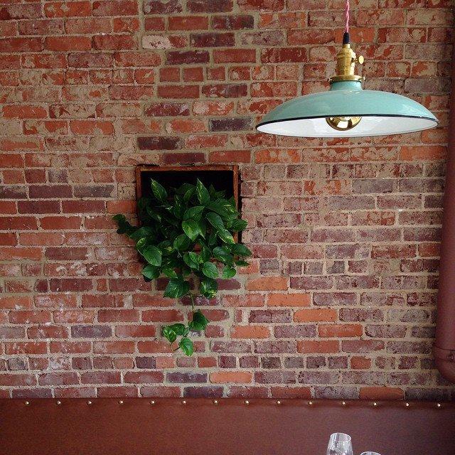 Porcelain Enamel Dinnerware, Lights For NC Restaurant