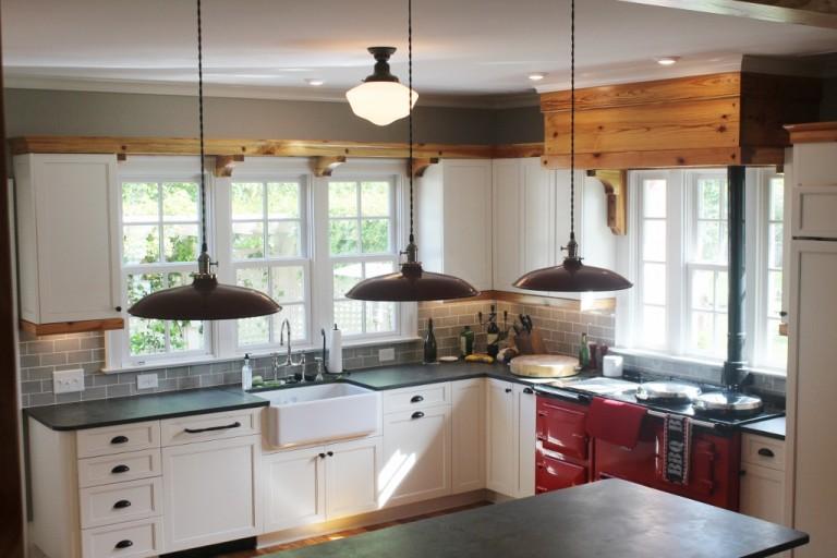 Period Kitchen Lighting That Had Gone Way Too Far - Basic kitchen lighting