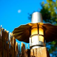 Featured Customer | Exterior Lighting Beckons Visitors to Arizona Casita