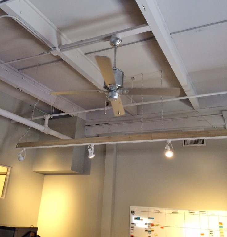 Vintage Ceiling Fans Cool Office Space With Style Blog