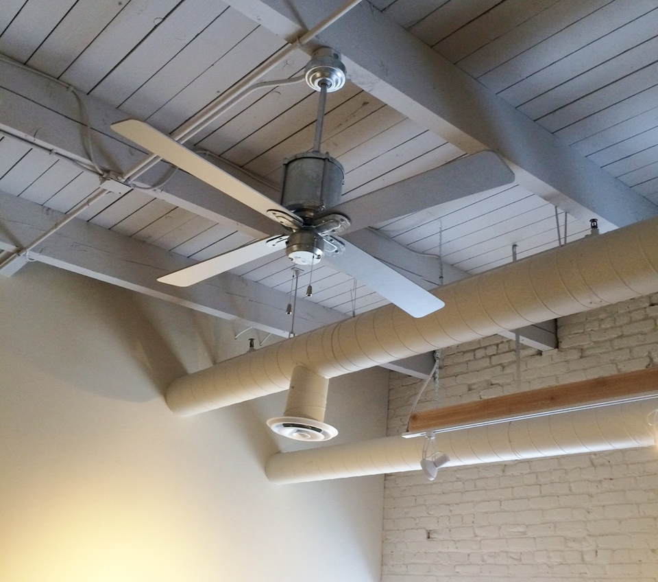 Vintage Ceiling Fans Cool Office E With Style