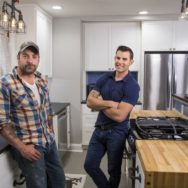 Guest Blogger | HGTV's The Cousins Dish on Kitchen Lighting Tips