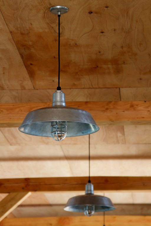 American Made Industrial Pendant Lights For Uk Project