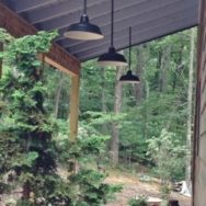 Featured Customer | Classic Barn Lighting Completes Industrial Vibe of New Home