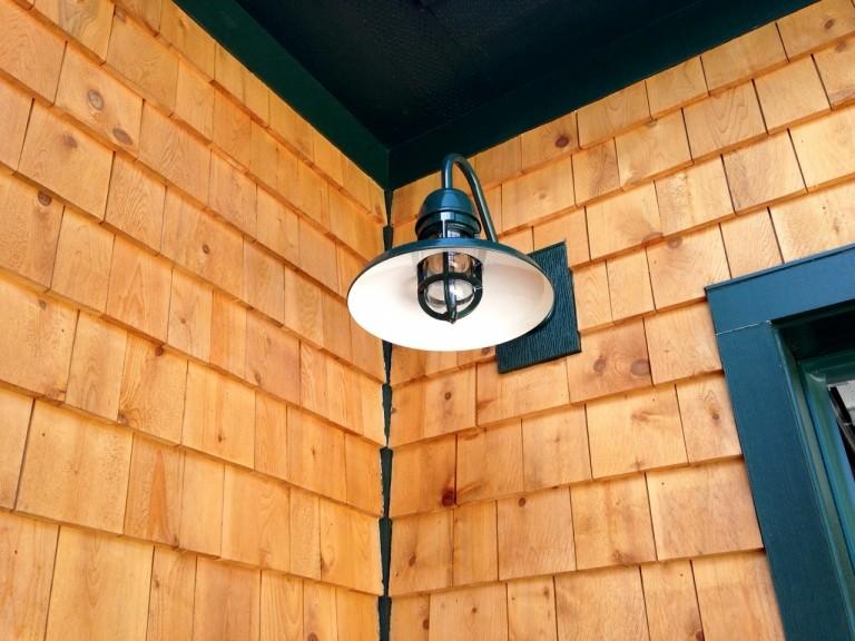 Gooseneck Barn Light Ebay The Revival Metal Wall Sconce