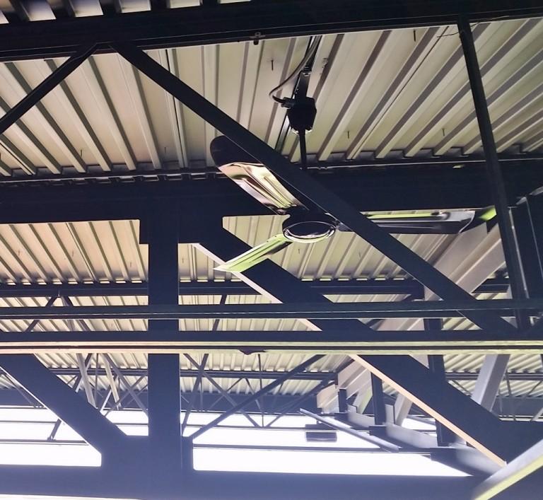 Commercial Ceiling Fan Guards Ideas