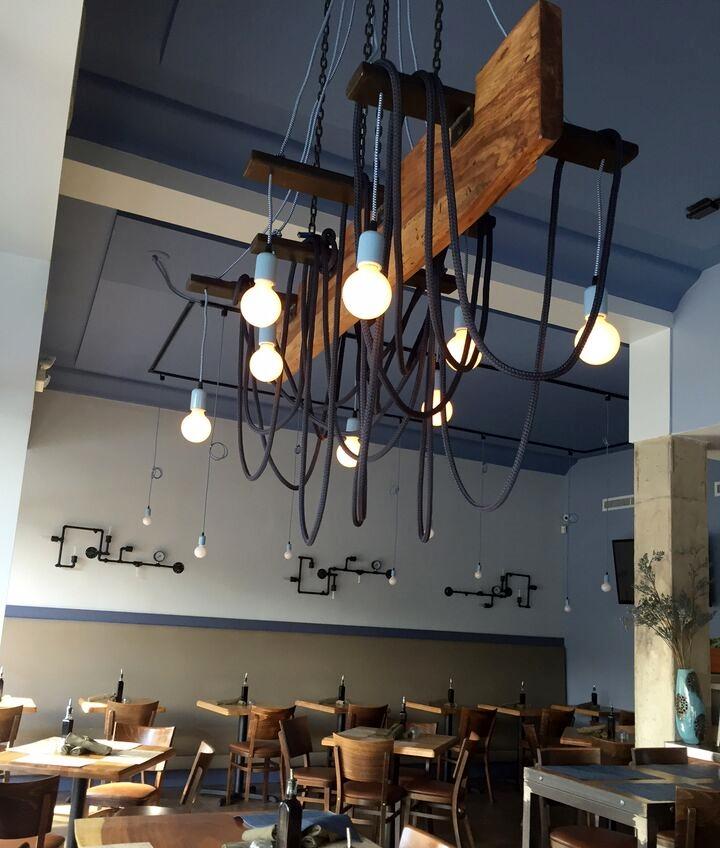 Pendant Lighting For South Florida Restaurant