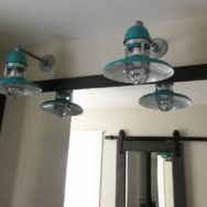 Featured Customer | Industrial Lighting Takes Center Stage in Virginia Remodel