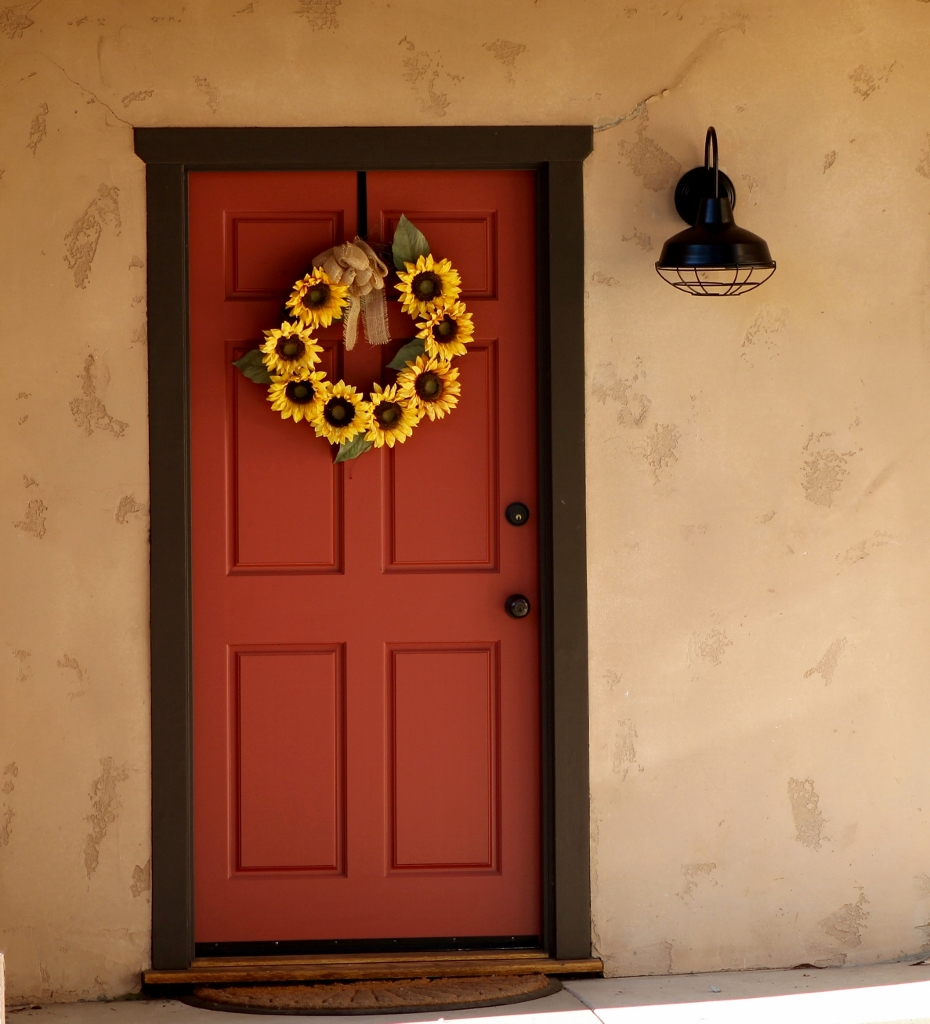 Barn lighting rustic complement to ca hacienda blog for Hacienda style lighting