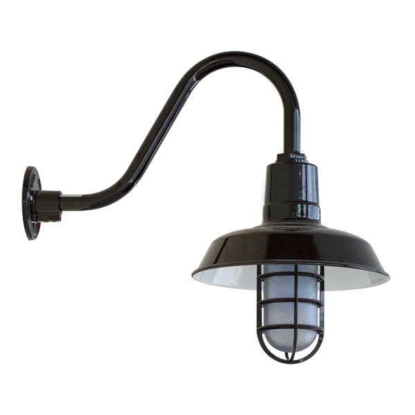 Rustic LED Adds Efficiency, Style To Warehouse Lighting