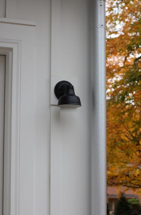 Barn Lighting Offers Authentic Feel In Modern Farmhouse