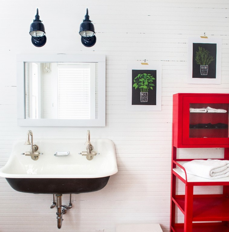 Wall Sconce Lighting Has Come A Long Way Baby Blog - Long bathroom sconces