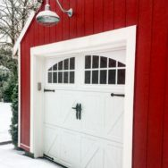 Featured Customer | American-Made Barn Lighting at Home in the Country