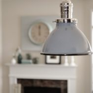 Featured Customer | Porcelain Pendants Complement Industrial Decor