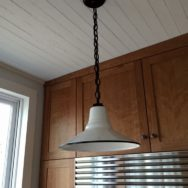 Featured Customer | Porcelain Lighting a Perfect Fit for 175-Year-Old Farmhouse