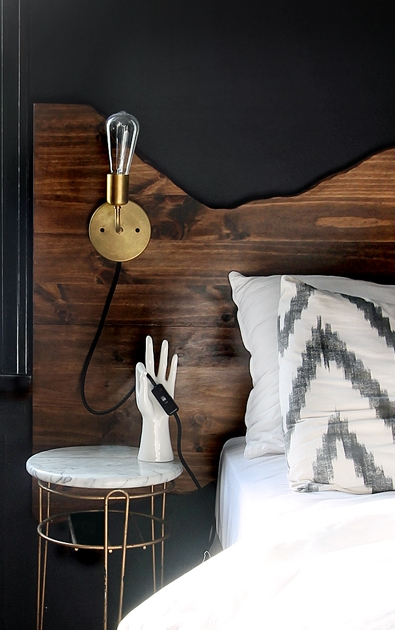 Bedroom Wall Sconces Placement : Wall Sconces Embrace Minimalist Style with Maximum Effect Blog BarnLightElectric.com