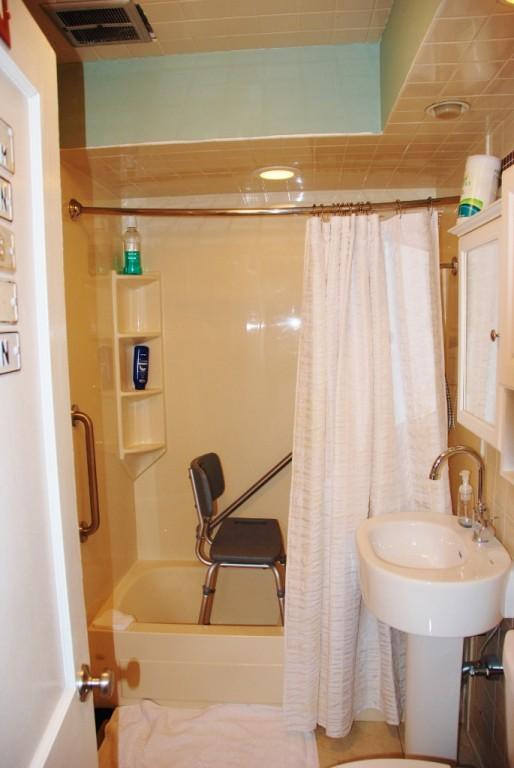 Steampunk Vanity Lighting For Bathroom Remodel Blog - Bathroom gut and remodel