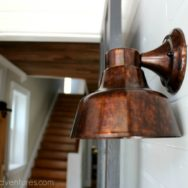 Featured Customer | Barn Lighting Blends Vintage, Farmhouse Styles