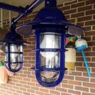 Featured Customer | Nautical Chandelier Anchors Fish House in Virginia