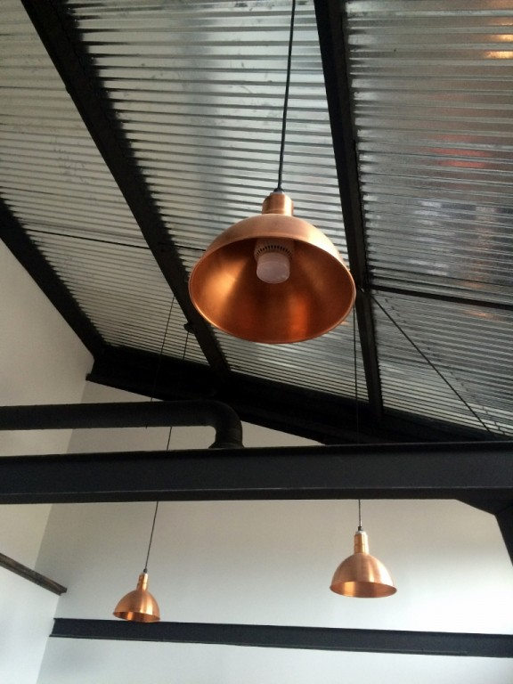 office space area lighting warehousing. featured customer copper pendant lighting elevates industrial office space area warehousing t