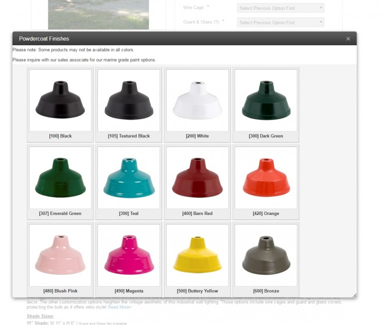 Where Do I FInd Your Finish Colors & Other FAQs | Blog ...