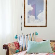 Design 101: Young Atlanta Blogger Dishes on Wall Sconce Lighting
