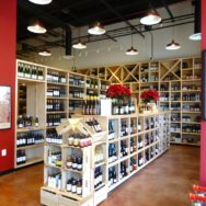 Professional's Corner | Barn Pendants Bring Warm, Rustic Look to DC Wine Store