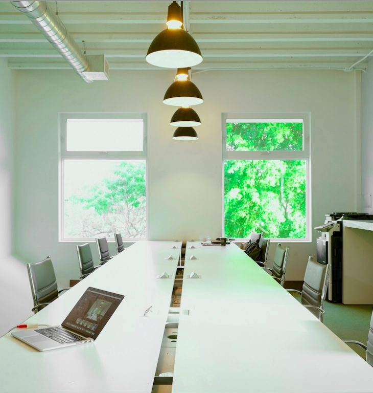 office space lighting. Featured Customer | Industrial Pendants Lend Chic Touch To Miami Office Space Lighting