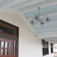 Featured Customer | Rustic Ceiling Lights Add Old World Feel to Historic Lakefront Resort