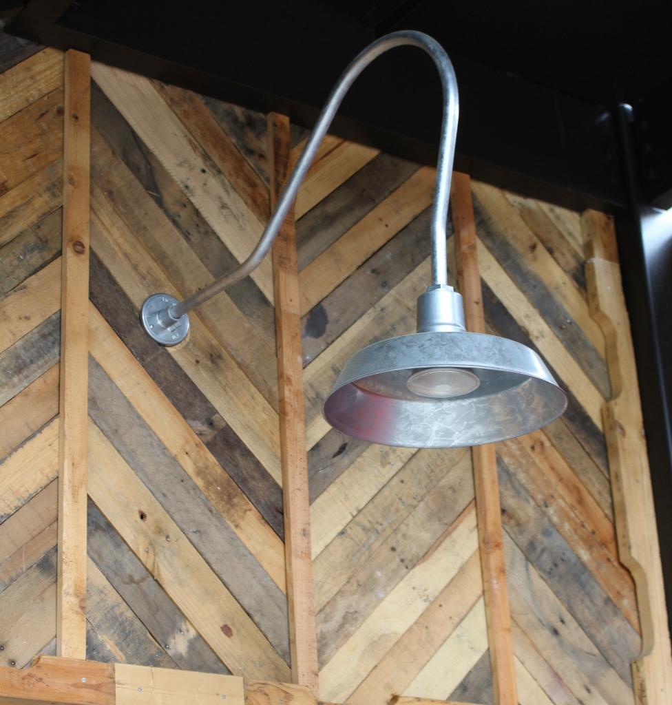 Lighting For Barns: Gooseneck Barn Lights Top Off New