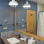 Professional's Corner | Bathroom Lighting Adds Bold Touch to Vail Remodel