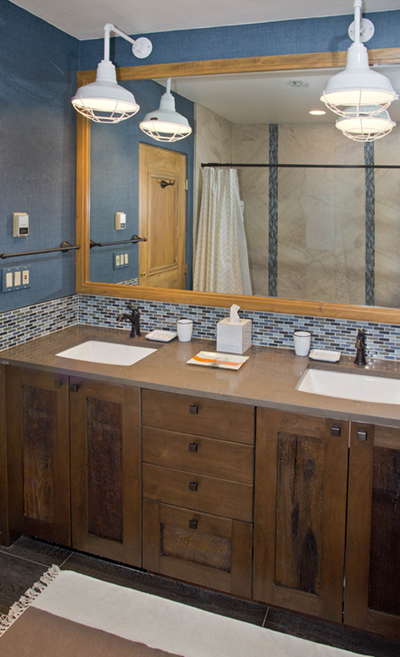 Professional's Corner | Bathroom Lighting Adds Bold Touch ...