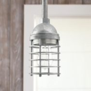 New Industrial Pendants Join Growing Family of Rustic Lighting