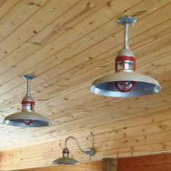 Featured Customer | Barn Lights Combine Up & Down Lighting for Perfect Blend in Work Spaces