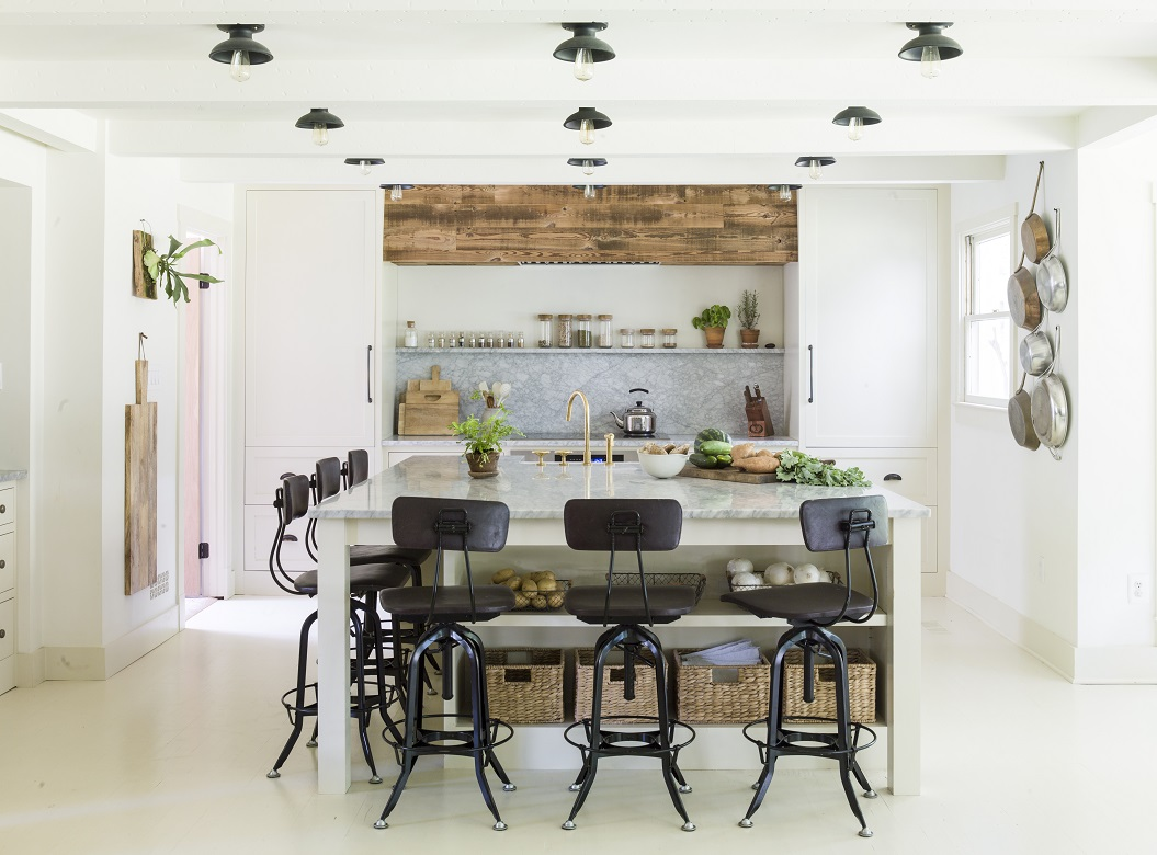 flush ceiling lights for kitchens kitchen lighting that kicks recessed cans to the curb 6669