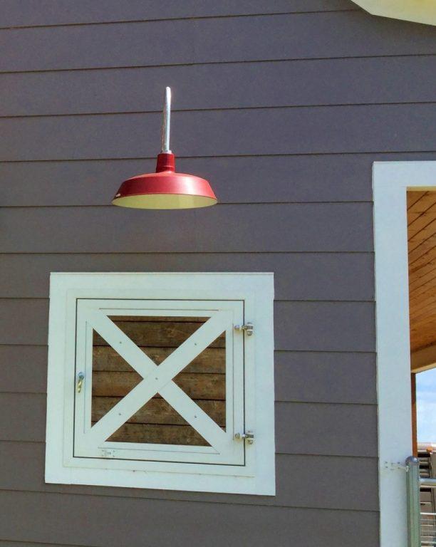 custom barn lights