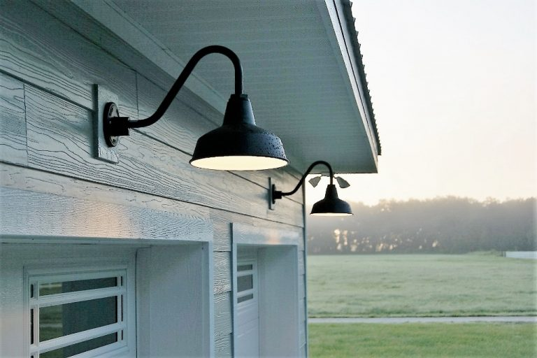 Exterior Barn Lights
