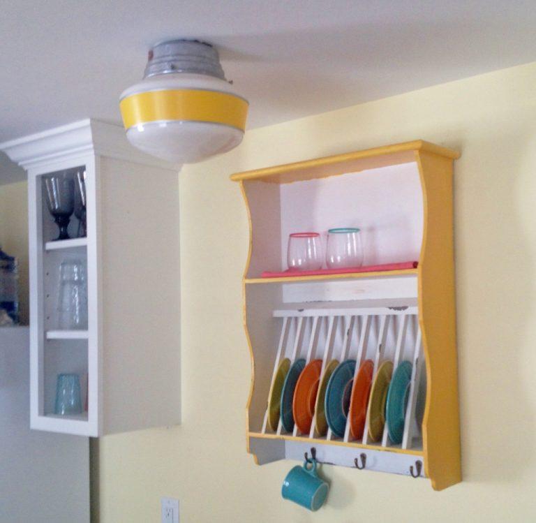 schoolhouse lights