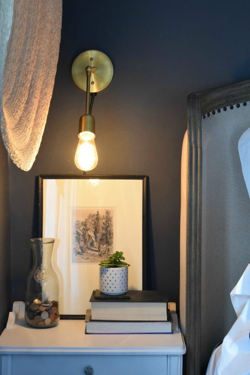 Elegant Electric Wall Sconces : Professional s Corner Brass Wall Sconces Offer Dramatic Style in Tight Space Blog ...