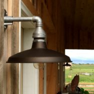 Featured Customer | Barn Lighting Brings Farm Home Back to Glory Days
