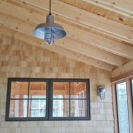 Featured Customer | Rustic Modern Lighting for Coastal Maine Home