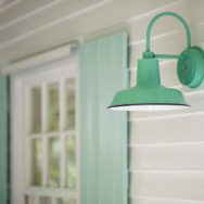Featured Customer | Wall Sconces Provide Finishing Touch to Key West Cottage