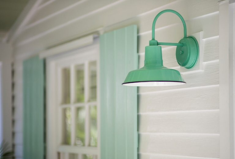 Featured Customer | Wall Sconces Provide Finishing Touch to Key West ...