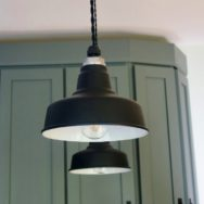 Featured Customer | Kitchen Lights That Blend Rustic & Modern Styles